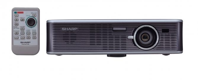 Projektor Sharp Xr-1sx