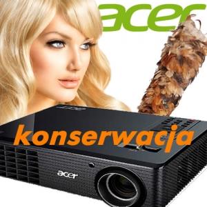 Konserwacja Projektora Acer