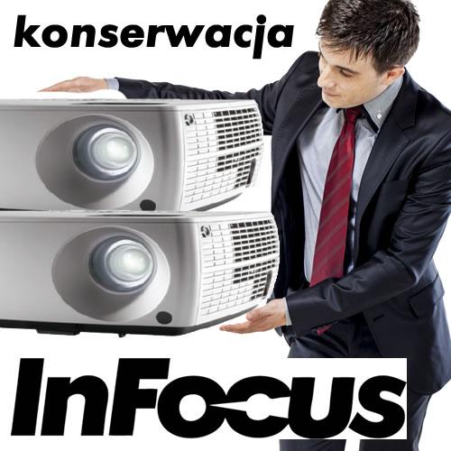 Konserwacja Projektora Infocus