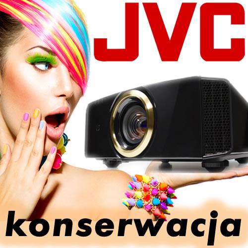 Konserwacja Projektora JVC