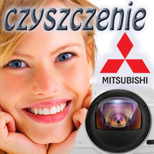 Konserwacja Projektora Mitsubishi