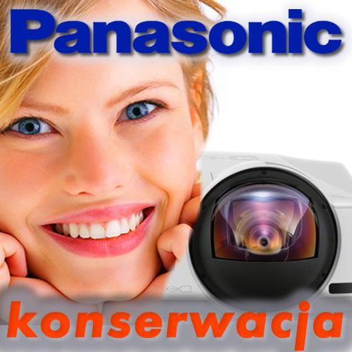 Konserwacja Projektora Panasonic