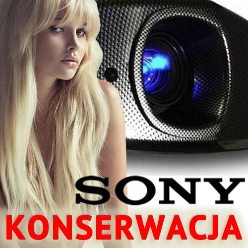 Konserwacja Projektora Sony