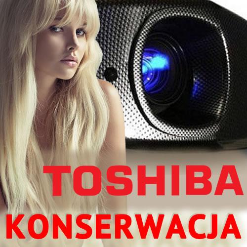 Konserwacja Projektora Toshiba