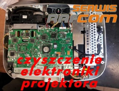 Czyszczenie elektroniki projektora Epson Katowice Śląsk